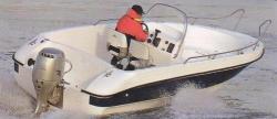 2009 - Allmand - 19 Center Console DX Open Fisherman