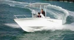2009 - Allmand - 20 Center Console Open Fisherman