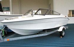 2009 - Allmand - 16 Speed Bowrider