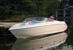 2009 - Allmand - 255 Bow Rider