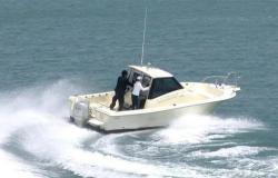 2009 - Allmand - 26 Pilot House Fisherman