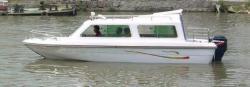 2009 - Allmand - 21 Mini Cabin Water Taxi