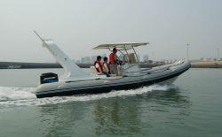 2009 - Allmand - 25 Rigid Inflatable