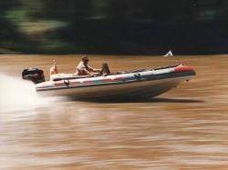 2009 - Allmand - 20 Rigid Inflatable