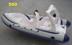 2009 - Allmand - 18 Rigid Inflatable