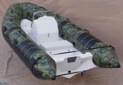 2009 - Allmand - 14 Rigid Inflatable