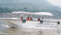 2013 - Allmand - 38 Water Taxi
