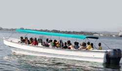 2013 - Allmand - 30 Passenger
