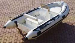 2013 - Allmand - 12 Rigid Inflatable