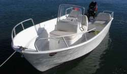 2013 - Allmand - 13 Center Console Open Fisherman