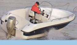 2013 - Allmand - 19 Center Console DX Open Fisherman
