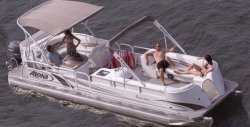 2014 - Aloha Pontoon Boats - Paradise Series 290