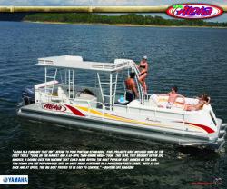 2010 - Aloha Pontoon Boats - Paradise Series 290 Sundeck