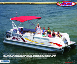 2010 - Aloha Pontoon Boats - Paradise Series 250