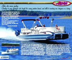 2010 - Aloha Pontoon Boats - Paradise SeriesTwin X-32