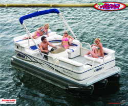 2010 - Aloha Pontoon Boats - Tropical Series 178
