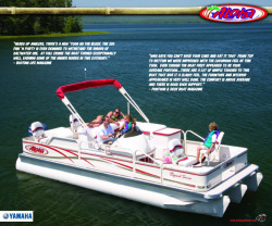2010 - Aloha Pontoon Boats - Tropical Series 220 Fish N Party