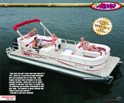 2010 - Aloha Pontoon Boats - Tropical Series 250