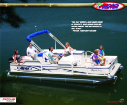 2010 - Aloha Pontoon Boats - Tropical Series 210 Fish N Party