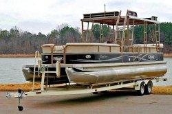 2011 - Aloha Pontoon Boats - 290 Sundeck