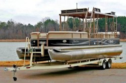 2012 - Aloha Pontoon Boats - 290 Sundeck 50th Anniversary Editio