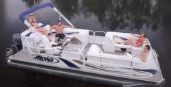 2013 - Aloha Pontoon Boats - Paradise Series 220