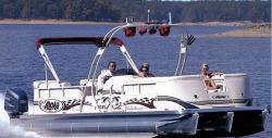 2013 - Aloha Pontoon Boats - Paradise Series Twin X-32