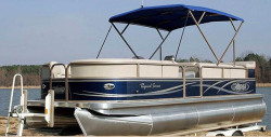 2017 - Aloha Pontoon Boats - 210 Tropical Series