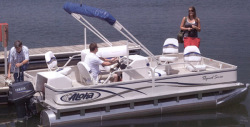 2019 - Aloha Pontoon Boats - 180 Fish N Party