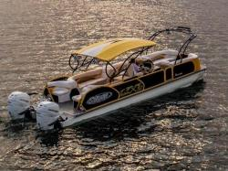 2020 - Aloha Pontoon Boats - Twin x-32