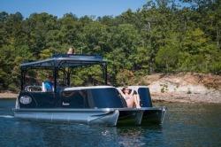 2020 - Aloha Pontoon Boats - 30- Paradise Sundeck