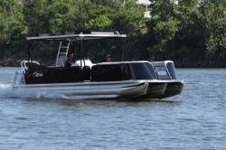 2020 - Aloha Pontoon Boats - 26- Paradise Sundeck