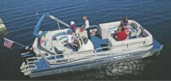 Aloha Pontoon Boats PS 250 Pontoon Boat
