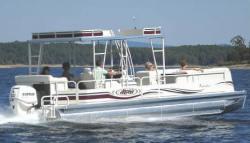 Aloha Pontoon Boats PS 290 Sundeck Pontoon Boat