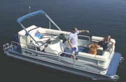 Aloha Pontoon Boats TS 210 Family Pontoon Boat