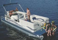 Aloha Pontoon Boats TS 250 Pontoon Boat