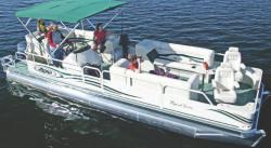 Aloha Pontoon Boats TS 270 Pontoon Boat