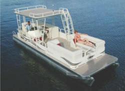 Aloha Pontoon Boats TS 290 Sundeck Pontoon Boat