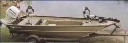 Aloha Pontoon Boats 2460-18MV Side Console Fishing Boat