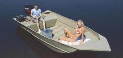 Aloha Pontoon Boats 2460-18MV Pontoon Boat
