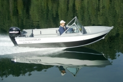 2014 - Alumaweld Boats - 18 Talon