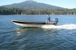 2014 - Alumaweld Boats - Free Drifter 18-