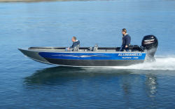 2014 - Alumaweld Boats - Super Vee Pro 21