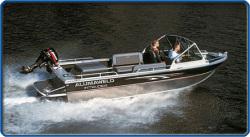2009 - Alumaweld Boats - Intruder Inboard 22--V8