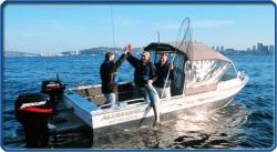 2009 - Alumaweld Boats - Intruder Outboard 22-