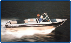 2009 - Alumaweld Boats - Stryker Sportjet 20-