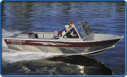 2009 - Alumaweld Boats - Stryker V6 20-