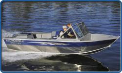 2009 - Alumaweld Boats - Stryker Sterndrive 20-