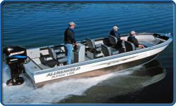 2009 - Alumaweld Boats - Super Vee LS 17-
