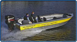 2009 - Alumaweld Boats - Super Vee LT 20-